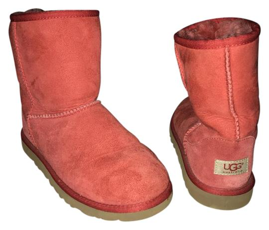13dcb48cabf Red Ugg Australia Boots - cheap watches mgc-gas.com