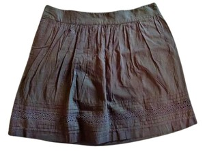 Ann Taylor LOFT Skirt Brown