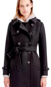 J.Crew Trench Cashere Wool Trench Coat