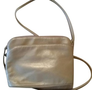 Ganson Mettalic Cross Body Bag