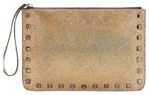 Rebecca Minkoff Gold Kerry Pouch