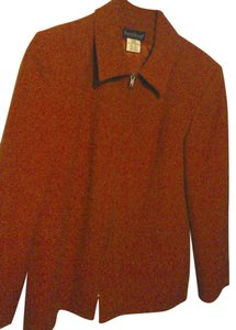 Harvé Benard Burnt orange Jacket