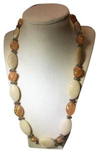 Anna's Art Summer Color Beads Fashion Necklace