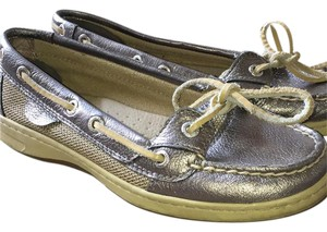 Sperry Pewter Athletic