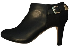 Unisa black and gold Boots