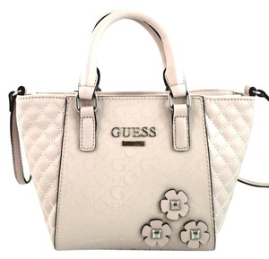 Guess Satchel in Powder
