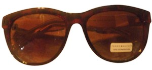 Tommy Hilfiger NEW Tommy Hilfiger TORTOISE Sunglasses New