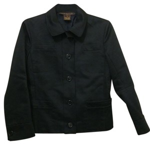 Louis Vuitton Black Jacket