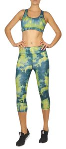 adidas Sporty Yoga Green green/yellow Leggings