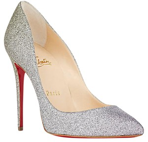 Christian Louboutin Louboutin Pigalle Pigalle Follies Glittered Louboutin multi Pumps