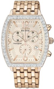 Citizen Citizen Eco-Drive LTR 2.0 Chronograph Ladies Watch FB1273-57A [FB12735