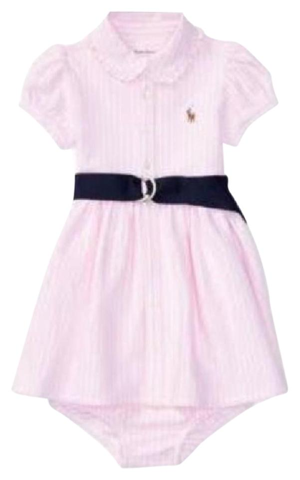 56635c5263 Ralph Lauren Pink 12m Infant Romper/Jumpsuit 15% off retail