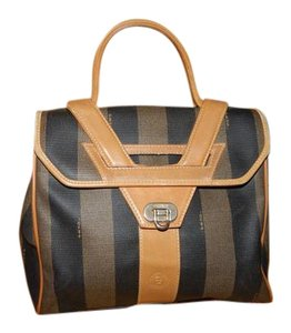 Fendi Satchel in Brown, Tan