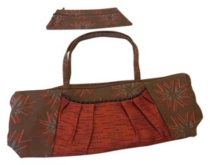 Maruca Made In Usa Tapestry Fabric Shoulder Bag