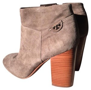 Tory Burch Light gray/olive Boots