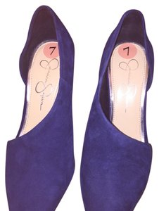 Jessica Simpson navy blue Pumps