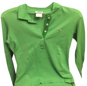 Lacoste Top green