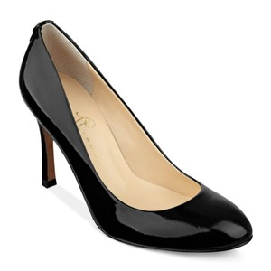 Ivanka Trump Black Patent Leather Pumps