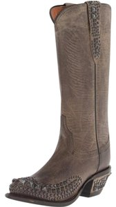 Lucchese gray Boots