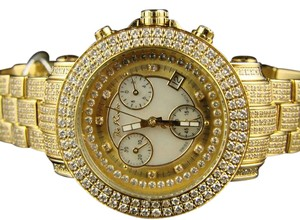 Joe Rodeo Ladies Joe Rodeo/Kc Jojo Rio Diamond Watch 10.50 Ct Blk
