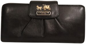 Coach Madison Leather Wallet
