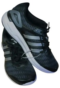adidas Mens Black Athletic