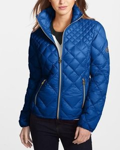Michael Kors Blue Jacket