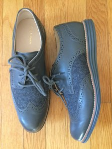 Cole Haan Oxford Grey Flats