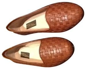 Sesto Meucci Brown Flats