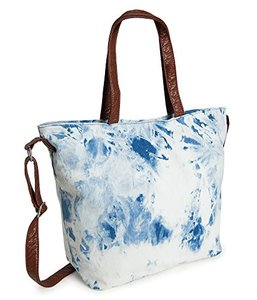 Aéropostale Faux Leather Buckle Sturdy Tie Dye Backpack