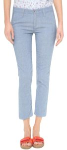 AG Adriano Goldschmied Straight Pants chambray