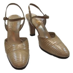 Bruno Magli Shoe LIGHT BEIGE Sandals
