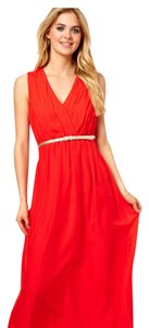 Red Maxi Dress by Ted Baker