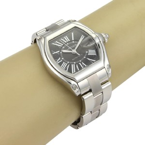 Cartier 15464 - Roadster Automatic Stainless Steel Men's Wrist Watch