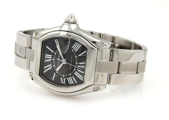 Cartier 15464 - Roadster Automatic Stainless Steel Men's Wrist Watch Image 1