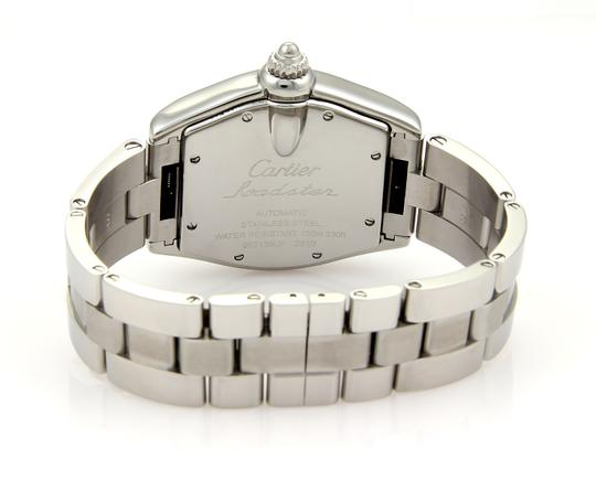 Cartier 15464 - Roadster Automatic Stainless Steel Men's Wrist Watch Image 2