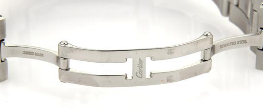 Cartier 15464 - Roadster Automatic Stainless Steel Men's Wrist Watch Image 3