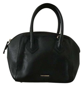 Rebecca Minkoff Detachable Strap Going Out Satchel in Black