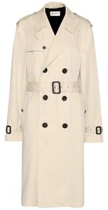Saint Laurent Yves Ysl Trench Trench Coat