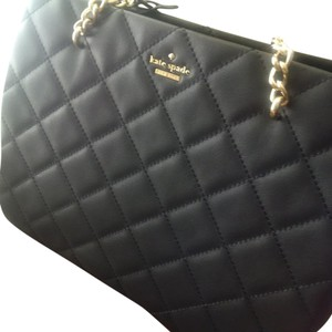 Kate Spade Leather Quilted Emerson Place Phoebe Shoulder Bag