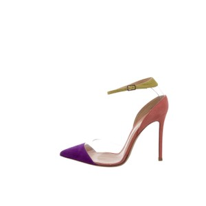 Gianvito Rossi multicolored Pumps