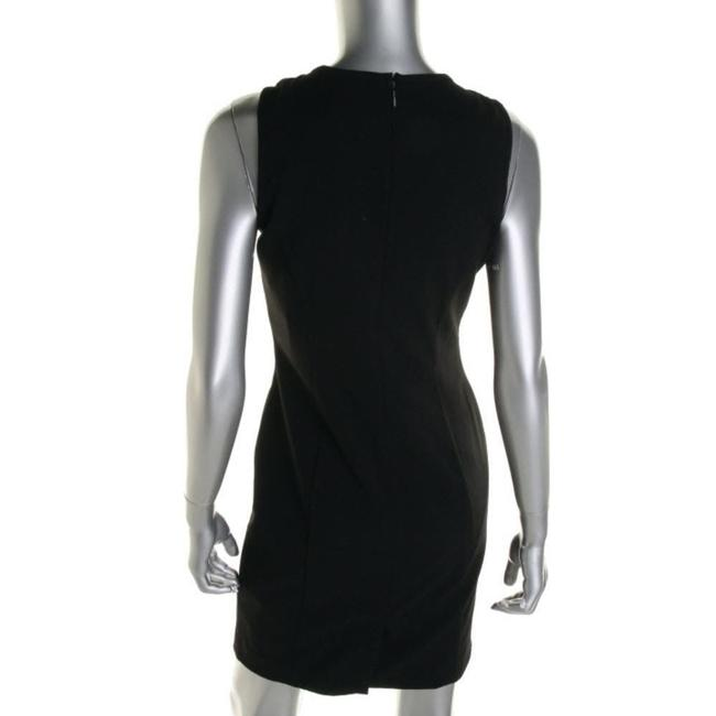Calvin Klein Cut-out Party Sleeveless Petites Spring Dress