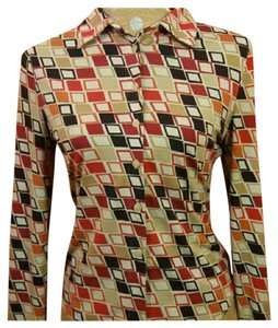 The Limited Button Down Shirt Bold pattern