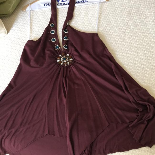 Other Brown Halter Top Image 5