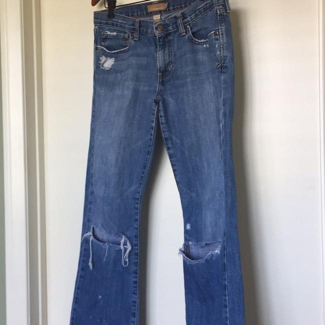 Abercrombie & Fitch Boot Cut Jeans-Distressed Image 1