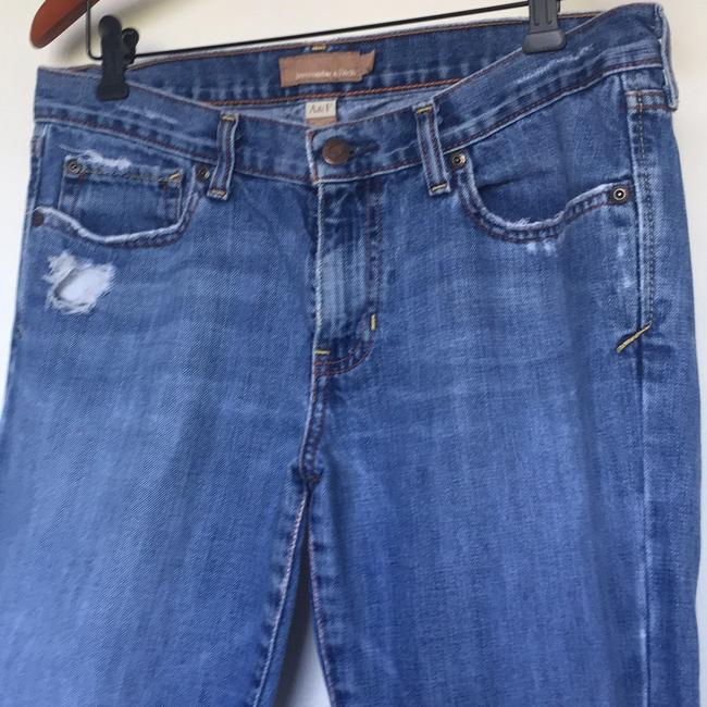 Abercrombie & Fitch Boot Cut Jeans-Distressed Image 2