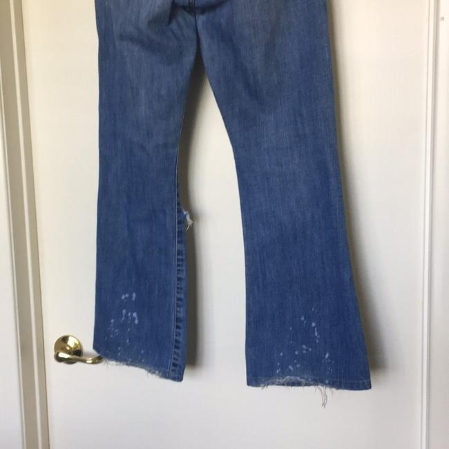 Abercrombie & Fitch Boot Cut Jeans-Distressed Image 5