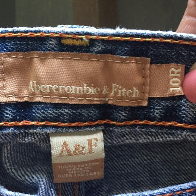Abercrombie & Fitch Boot Cut Jeans-Distressed Image 7