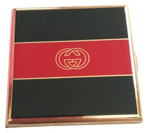 Gucci Gucci mirrored compact case