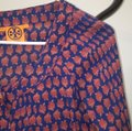 Tory Burch Top pink blue Image 3